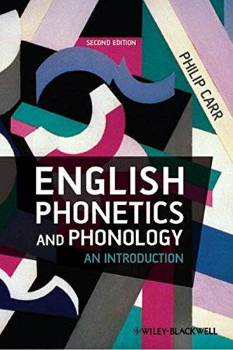 English Phonetics and Phonology: An Introduction, 2nd Edition