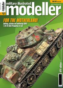 Military Illustrated Modeller - Issue 118 - July 2021