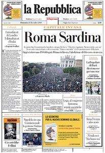 la Repubblica - 15 Dicembre 2019