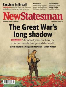 New Statesman - 2-8 November 2018
