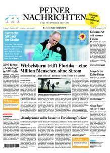 Peiner Nachrichten - 11. September 2017