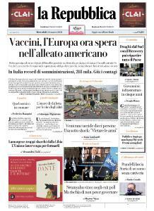 la Repubblica - 24 Marzo 2021