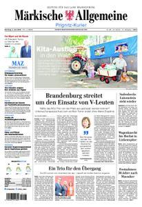 Märkische Allgemeine Prignitz Kurier - 04. Juni 2019