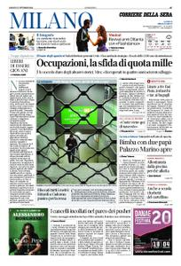 Corriere della Sera Milano – 27 ottobre 2018