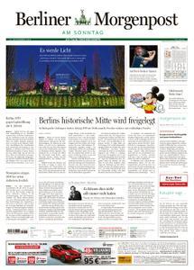Berliner Morgenpost – 18. November 2018