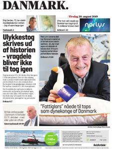 JydskeVestkysten Varde – 20. august 2019