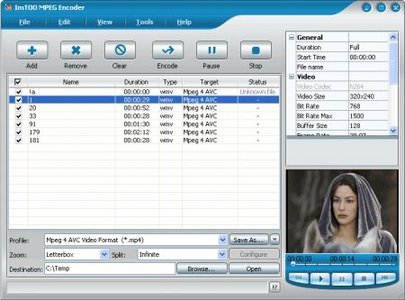 ImTOO MPEG Encoder Ultimate 5.1.22 Build 0310 Portable