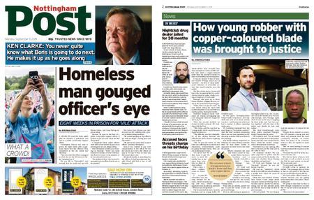 Nottingham Post – September 09, 2019