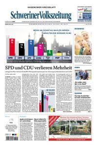 Schweriner Volkszeitung Hagenower Kreisblatt - 30. Juni 2018