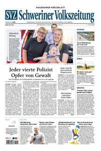 Schweriner Volkszeitung Hagenower Kreisblatt - 05. Juni 2019