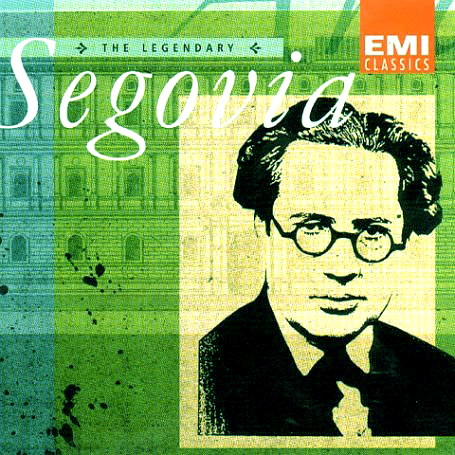 The Legendary Segovia :: Classical Music in Guiter (Links Updated)