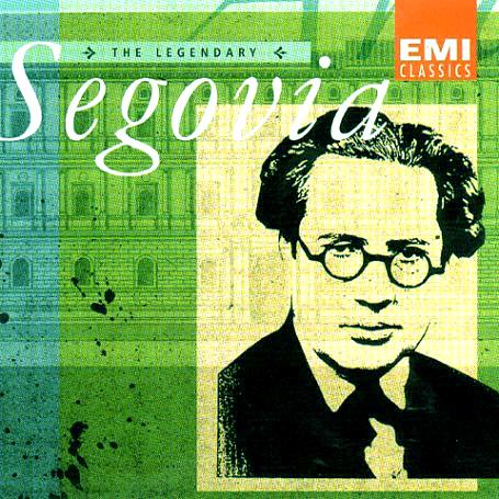 The Legendary Segovia :: Classical Music in Guiter
