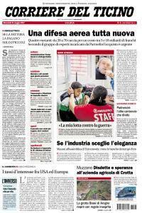 Corriere del Ticino - 31 Maggio 2017