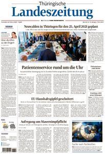 Thüringische Landeszeitung – 22. Februar 2020
