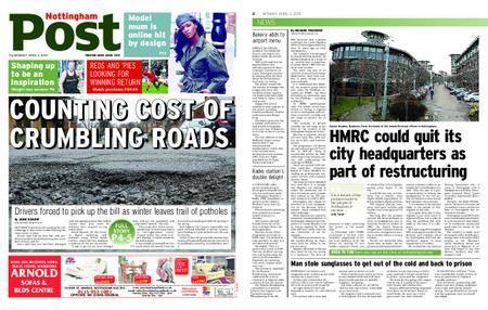 Nottingham Post – April 02, 2018
