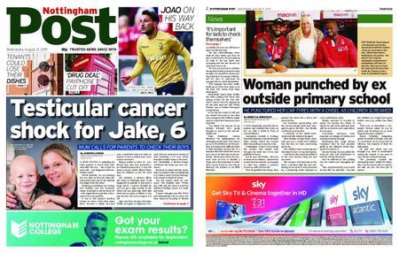 Nottingham Post – August 21, 2019