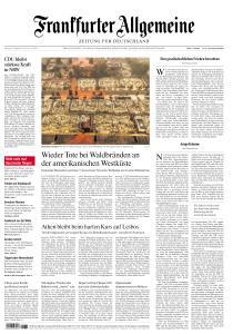 Frankfurter Allgemeine Zeitung - 14 September 2020