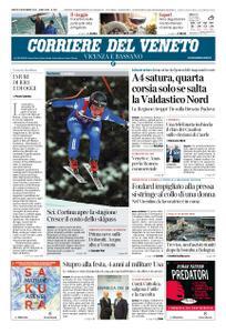 Corriere del Veneto Vicenza e Bassano – 09 novembre 2019