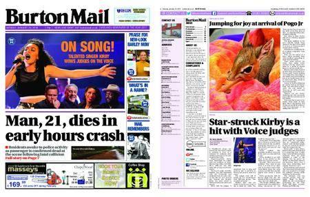 Burton Mail – January 29, 2018