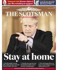 The Scotsman - 17 March 2020