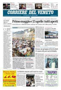 Corriere del Veneto Venezia e Mestre - 24 Aprile 2018