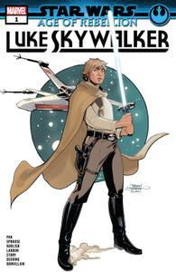 Star Wars-Age Of Rebellion-Luke Skywalker 2019 Digital Kileko