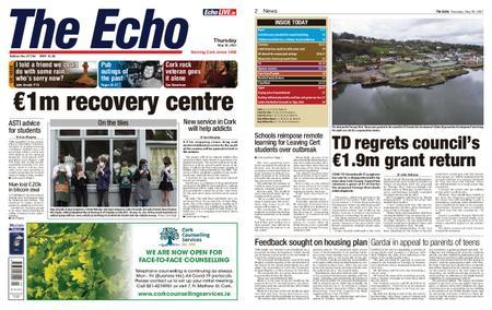 Evening Echo – May 20, 2021