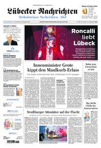 Lübecker Nachrichten Ostholstein Süd - 13. Dezember 2018
