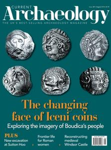 Current Archaeology - Issue 341
