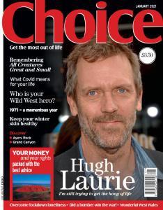 Choice Magazine - January 2021