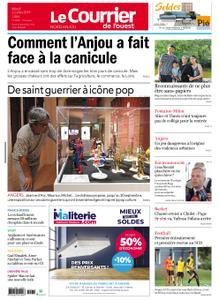 Le Courrier de l'Ouest Nord Anjou – 02 juillet 2019