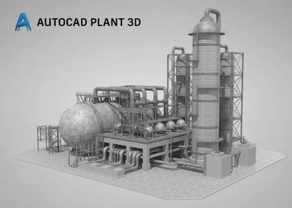 Autodesk AutoCAD Plant 3D 2019.2 Update