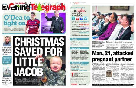 Evening Telegraph First Edition – December 21, 2017