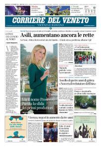 Corriere del Veneto Vicenza e Bassano – 11 settembre 2019