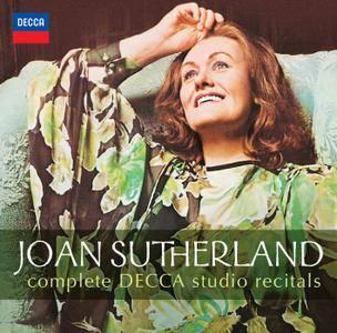 Joan Sutherland - Complete Decca Studio Recitals (23CD Box Set, 2011)