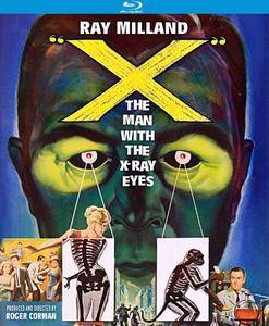 The Man with the X Ray Eyes (1963)