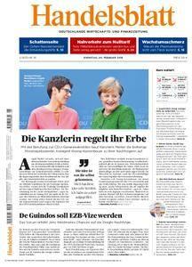 Handelsblatt - 20. Februar 2018