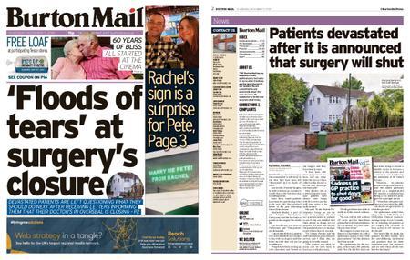 Burton Mail – December 05, 2019