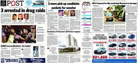 The Guam Daily Post – January 13, 2018