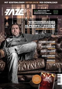 FAZE Magazin – Dezember 2019