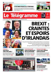 Le Télégramme Concarneau – 01 février 2020