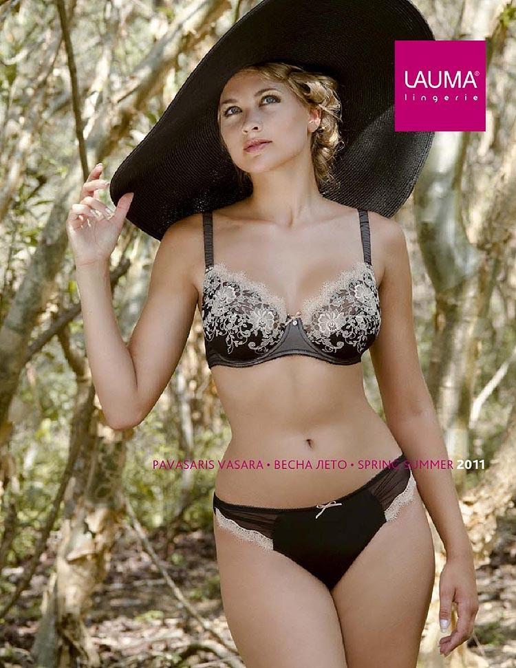 Lauma Lingerie - summer 2011 Catalog