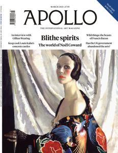 Apollo Magazine – April 2021