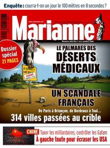 Marianne - 1er Octobre 2021