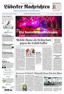 Lübecker Nachrichten Bad Schwartau - 25. Juli 2018