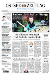 Ostsee Zeitung Wolgast - 15. Mai 2019