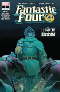 Fantastic Four 009 2019 Digital Zone