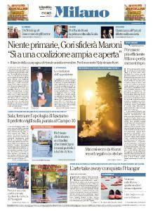 la Repubblica Milano - 31 Ottobre 2017