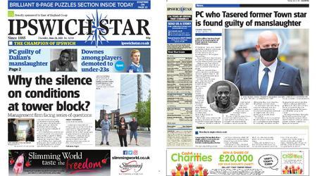 Ipswich Star – June 24, 2021