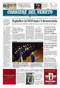 Corriere del Veneto Venezia e Mestre - 21 Febbraio 2018